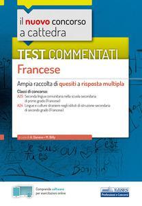 Test commentati Francese: Ampia raccolta di quesiti: A. Danese, M.