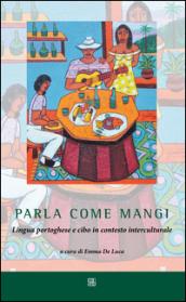 Parla come mangi. Lingua portoghese e cibo