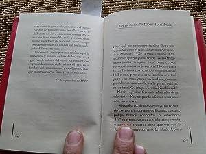 Palabra del solitario. Ensayos sobre poesía Rusa: Blok, Gumíliov, Mandelshtam.