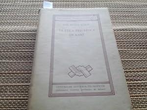 La ética precrítica de Kant.: Schilpp, Paul Arthur.