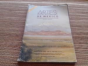 Artes de México. Nueva época: Espacios del: Artes de México.