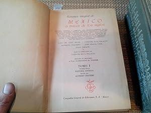 Resumen integral de México a través de los siglos. Historia general y completa del desenvolvimiento...