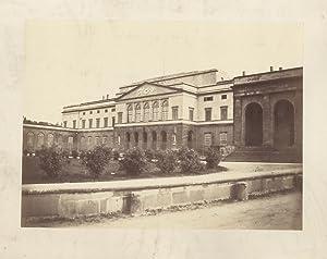 Firenze: Villa di Poggio Imperiale.]: FOTOGRAFIA].