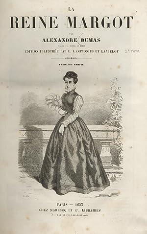 La reine Margot [.] Publiée par Dufour: DUMAS Alexandre.
