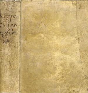 Dialogo di Galileo Galilei Linceo matematico supremo dello studio di Padova, e Pisa. [.] Dove ne i ...