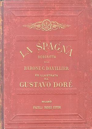 Viaggio in Ispagna del barone Carlo Davillier.: DAVILLIER Charles.