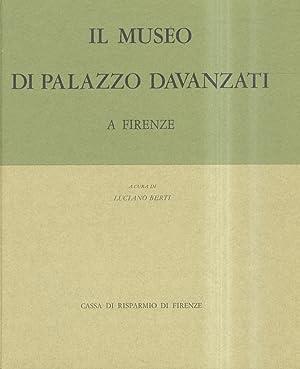 Il museo di Palazzo Davanzati a Firenze.: BERTI Luciano, a