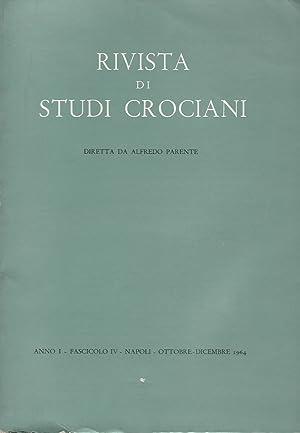 RIVISTA di Studi Crociani. Diretta da A.