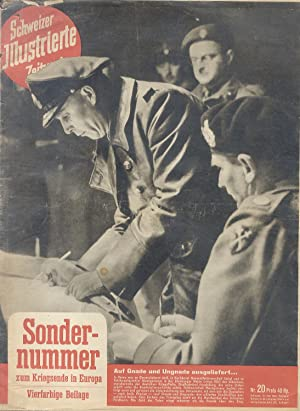SCHWEIZER illustrierte Zeitung. N. 20. 16 Mai