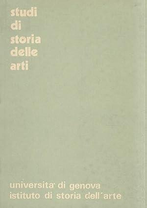 Studi di storia delle arti. 3. [Segnaliamo