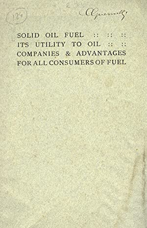 SOLID oil fuel. Its utility to oil. Companies & advantages for all consumers of fuel.
