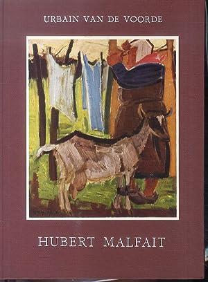 Hubert Malfait.: Voorde U., van
