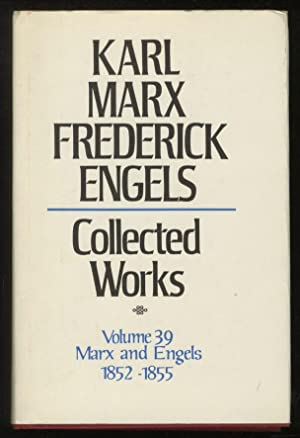 Marx and Engels: 1852-1855. Letters.