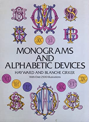 Monograms and Alphabetical Devices.