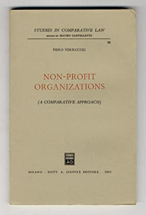Non-profit organizations. (A comparative approach).