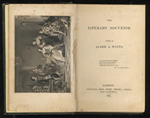The Literary Souvenir. Edited by Alaric A. Watts. 1833.