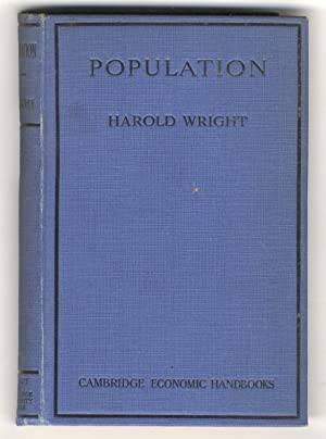 Population. With a preface by John Maynard Keynes.