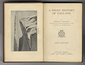 A Short History of England. New Edition.