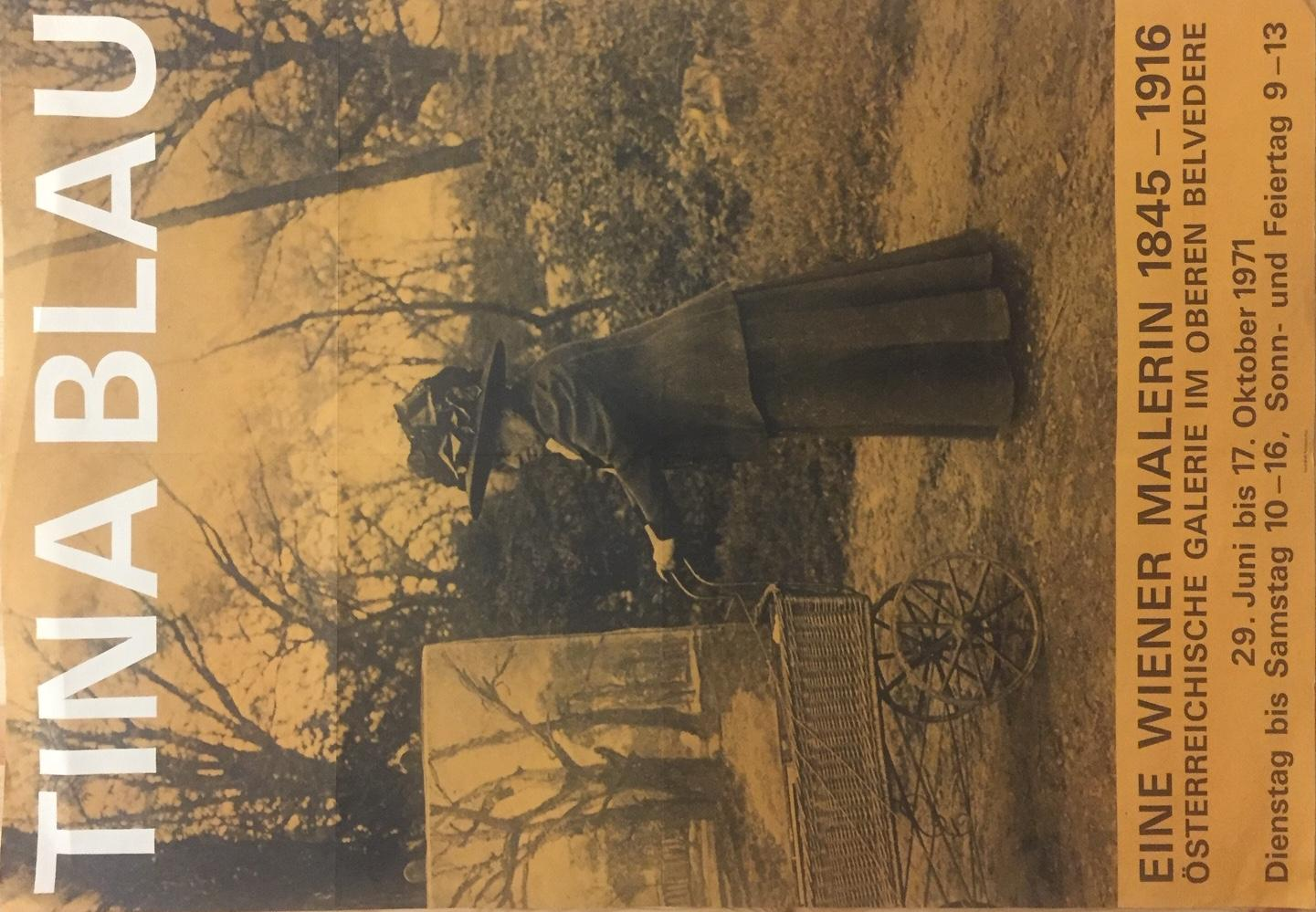 Tina Blau - Eine Wiener Malerin 1845 - 1916 - BLAU, TINA