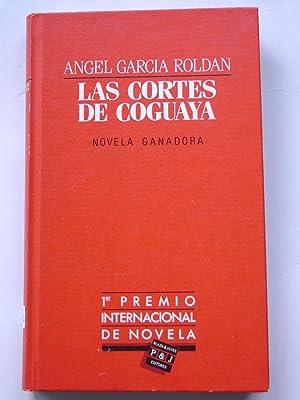 LAS CORTES DE COGUAYA: ANGEL GARCIA ROLDAN