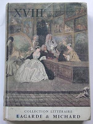 XVIII SIÈCLE. LES GRANDS AUTEURS FRANÇAIS DU: ANDRÉ LAGARDE y
