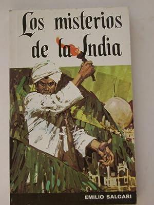 LOS MISTERIOS DE LA INDIA: EMILIO SALGARI