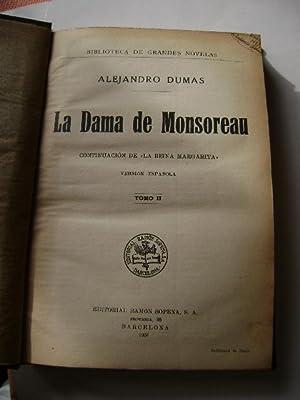 LA DAMA DE MONSOREAU. TOMO II (: ALEJANDRO DUMAS