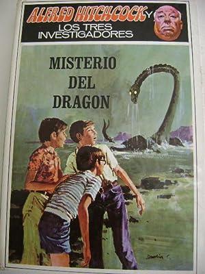 MISTERIO DEL DRAGÓN (Los tres investigadores): ALFRED HITCHCOCK