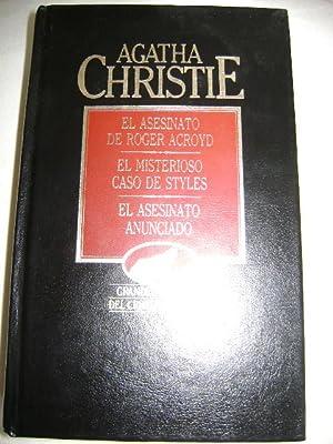 EL ASESINATO DE ROGER ACROYD. EL MISTERIOSO: AGATHA CHRISTIE