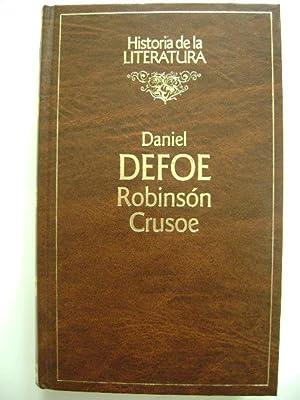 ROBINSÓN CRUSOE: DANIEL DEFOE