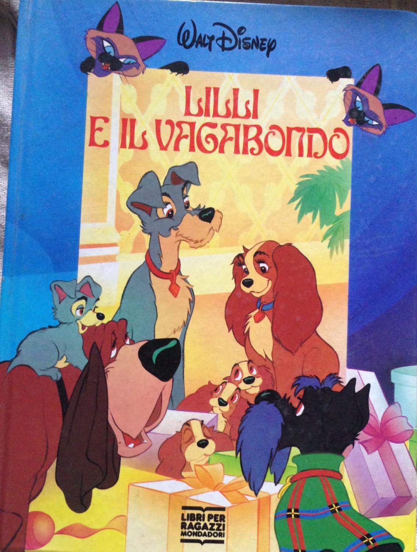 Lilli E Il Vagabondo Da Aavv Mondadori 9788804319498 Rilegato