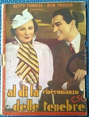 Al di là delle tenebre (Cineromanzo): Carlo Sansevero