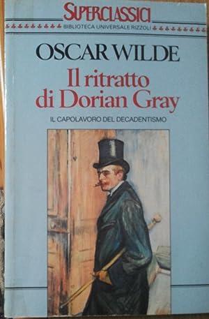 Il ritratto di Dorian Gray: Wilde, Oscar