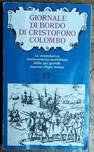 Giornale di bordo di Cristoforo Colombo: Cristoforo Colombo