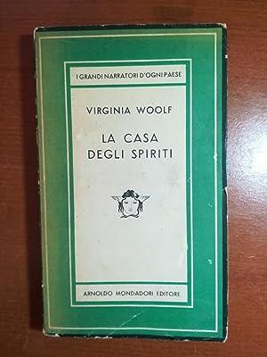 La casa degli spiriti: Virginia Woolf