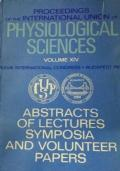 PROCEEDINGS OF THE INTERNATIONAL UNION OF PHYSIOLOGICAL SCIENCE