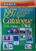 SCOTT Standard postage stamp catalogue 1997 Vol. 5 including: countries of the world R-Z