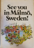 See you in Malmo, Sweden!
