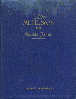 Los Meteoros: Nicolás Sama Pérez