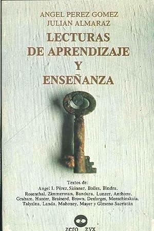 Lecturas De Aprendizaje y Enseñanza: Angel Perez Gomez y Julian Almaraz