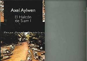 El Halcón De Siam Tomo 1 y 2: Axel Aylwen