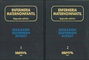 Enfermería Materno Infantil 2 Volumenes: Dickason Silverman Schult