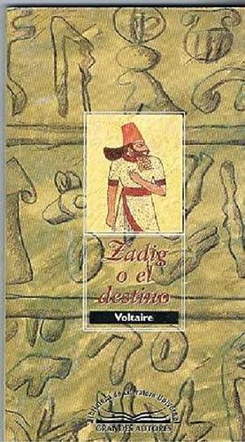 Zading o El Destino: Voltaire