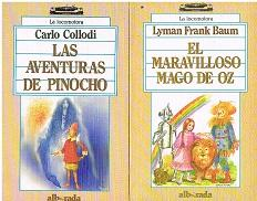 El Maravilloso Mago De oz+ Las Aventuras: LYman Frank Baum+Carlo