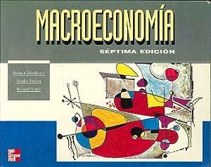 MacRoeconomia Sexta Edición: DORNBUSCH, Rudiger i