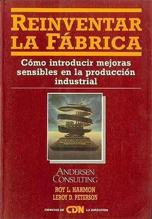 Reinventar La Fábrica: Roy L. Harmon - Leroy D. Peterson