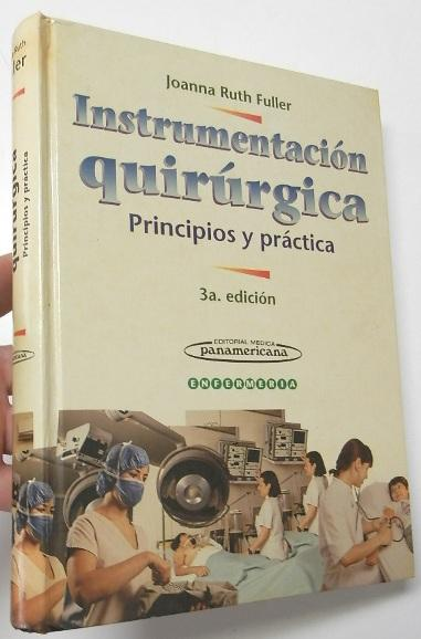Libro de fuller instrumentacion quirurgica pdf