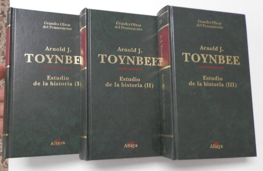 toynbee arnold j - estudio de la historia - Iberlibro