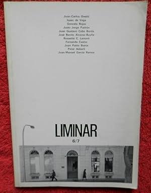 Liminar / 6-7 Octubre 1980: Juan Carlos Onetti,
