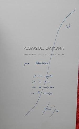 Poemas del caminante: Kepa Murua / dibujos de Alfredo Fermín Cemillán